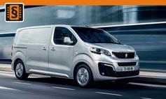 Chiptuning Peugeot  Expert III (2016 >)