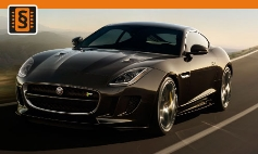 Chiptuning Jaguar  F-Type