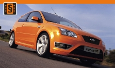 Chiptuning Ford  Focus II (2004 - 2010)