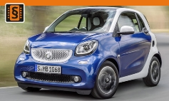 Chiptuning Smart  ForTwo III (2014 >)