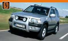 Chiptuning Opel  Frontera