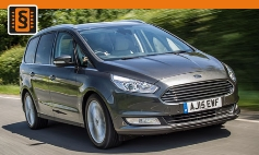 Chiptuning Ford  Galaxy III (2015 >)