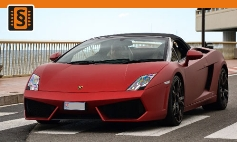 Chiptuning Lamborghini  Gallardo