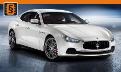 Chiptuning Maserati  Ghibli