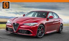 Chiptuning Alfa Romeo  Giulia