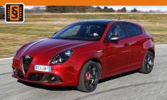Chiptuning Alfa Romeo  Giulietta