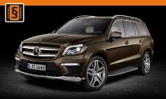 Chiptuning Mercedes-Benz  GL-Class (X166) (2013 >)