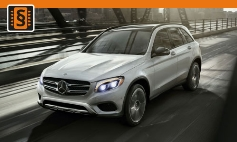 Chiptuning Mercedes-Benz  GLC-Class