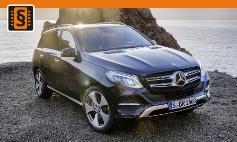 Chiptuning Mercedes-Benz  GLE-Class (2015 - 2019)