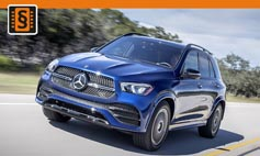 Chiptuning Mercedes-Benz  GLE-Class