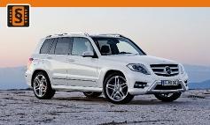 Chiptuning Mercedes-Benz  GLK-Class