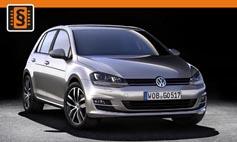 Chiptuning Volkswagen  Golf VII (2012 - 2020)