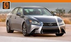 Chiptuning Lexus  GS