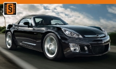 Chiptuning Opel  GT
