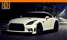 Chiptuning Nissan  GT-R