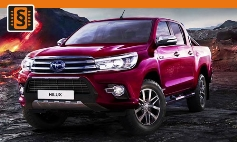 Chiptuning Toyota  Hilux