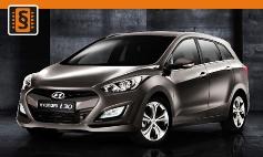Chiptuning Hyundai  i30 I (2007 - 2011)