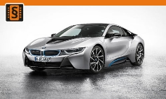 Chiptuning BMW  i8