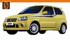 Chiptuning Suzuki  Ignis