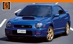 Chiptuning Subaru  Impreza II (2000 - 2007)