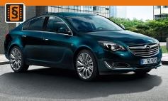 Chiptuning Opel  Insignia A (2008 - 2017)