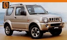 Chiptuning Suzuki  Jimny III