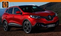 Chiptuning Renault  Kadjar
