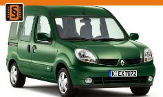 Chiptuning Renault  Kangoo I (1997 - 2007)