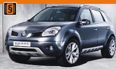 Chiptuning Renault  Koleos I (2008 - 2016)