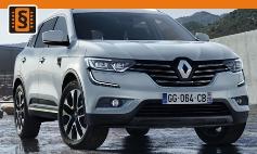 Chiptuning Renault  Koleos II (2016 >)