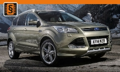 Chiptuning Ford  Kuga II (2012 - 2019)