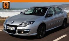 Chiptuning Renault  Laguna III (2007 - 2015)