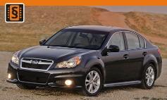 Chiptuning Subaru  Legacy V (2009 - 2014)