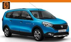 Chiptuning Dacia  Lodgy