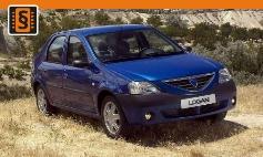 Chiptuning Dacia  Logan I (2004 - 2012)