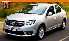 Chiptuning Dacia  Logan II (2012 >)