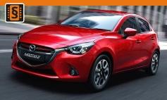 Chiptuning Mazda  2 IV (2014 >)