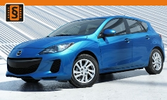 Chiptuning Mazda  3 II (2010 - 2013)