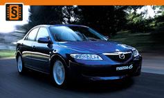 Chiptuning Mazda  6 (2003 - 2008)