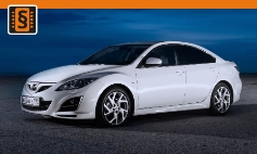 Chiptuning Mazda  6 II (2008 - 2012)