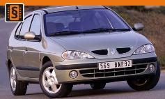Chiptuning Renault  Mégane I (1995 - 2002)