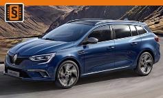 Chiptuning Renault  Mégane IV (2016 >)