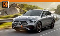 Chiptuning Mercedes-Benz  GLA-Class
