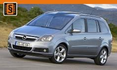 Chiptuning Opel  Meriva A (2003 - 2010)