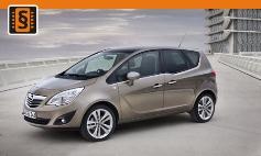 Chiptuning Opel  Meriva B (2010 >)