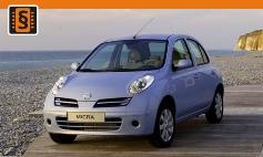 Chiptuning Nissan  Micra III (2002 - 2010)