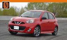 Chiptuning Nissan  Micra