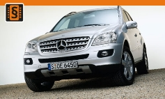 Chiptuning Mercedes-Benz  ML-Class (W164) (2005 - 2011)