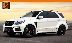 Chiptuning Mercedes-Benz  ML-Class