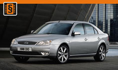 Chiptuning Ford  Mondeo III (2000 - 2007)